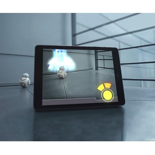Управляем дройд Orbotix Sphero BB-8 Droid 7