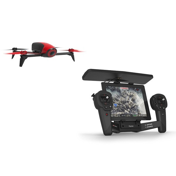 Система Parrot Skycontroller 2 за управление на Bebop Drone 2 до 2 км 4