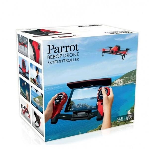 Parrot Skycontroller - система за управление на Bebop Drone до 2 км 13
