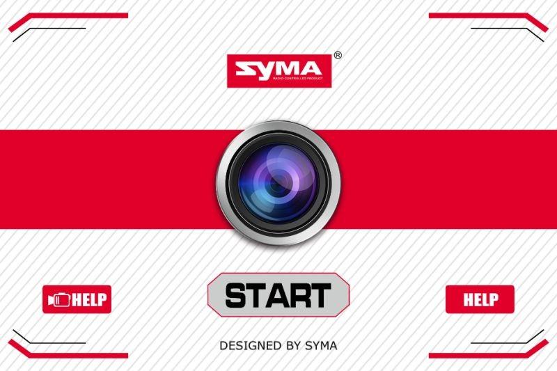 Черният ястреб Syma X5SW FPV WiFi 2.4 Ghz 19