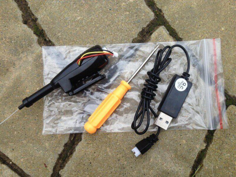 Черният ястреб Syma X5SW FPV WiFi 2.4 Ghz 4